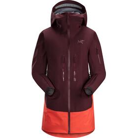 Arc'teryx W's Sentinel LT Jacket Crimson Aura